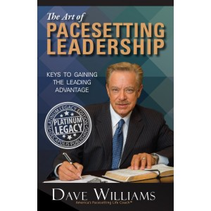 The Art of Pacesetting Leadership (FREE book & DVD Faith Goals with order*)