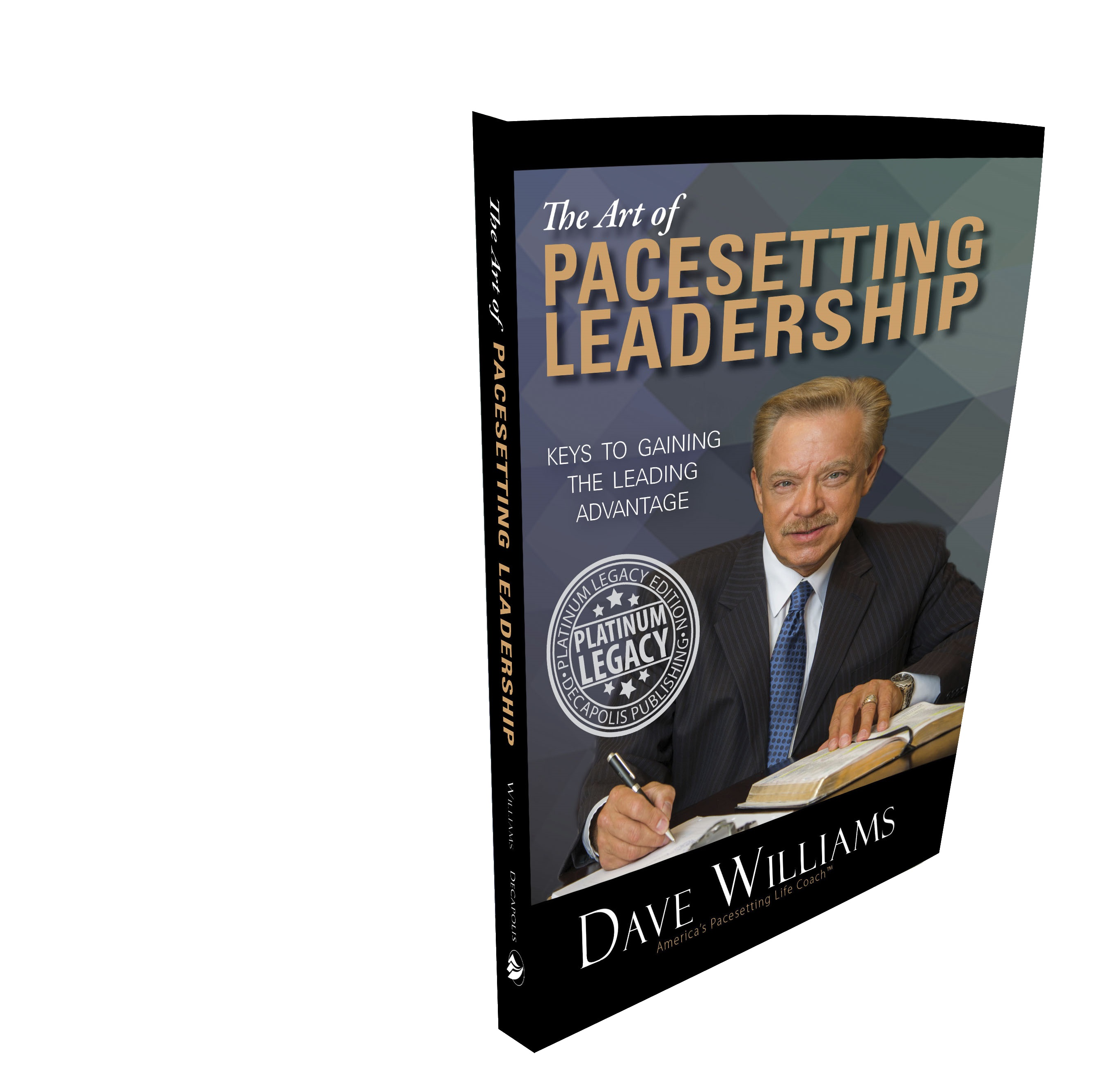 The Art of Pacesetting Leadership Book