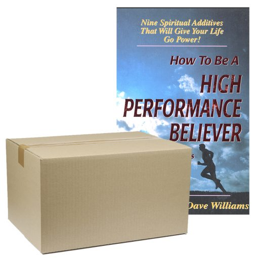 High Performance believer Case