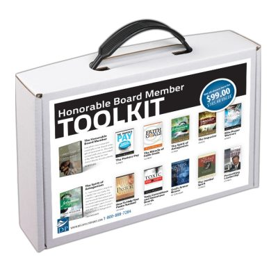 Honorable Board member Toolkit