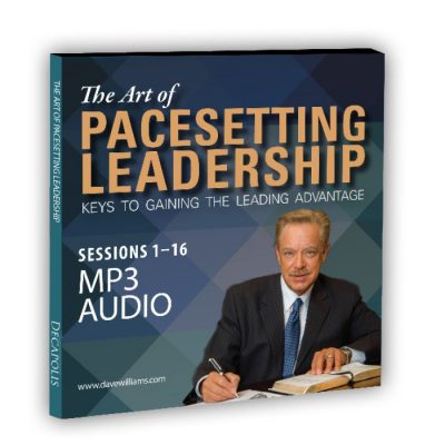 Pacesetting Leadership MP3