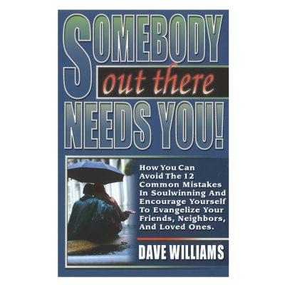 Somebody Needs You