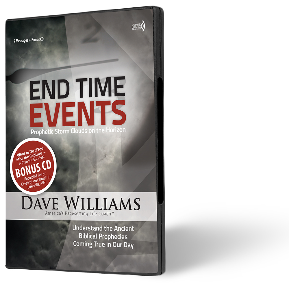 End Time Events (Auido)