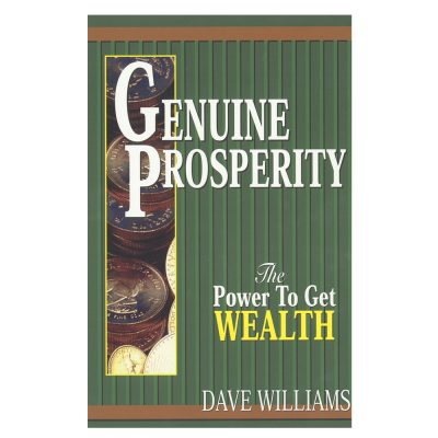 Genuine Prosperity