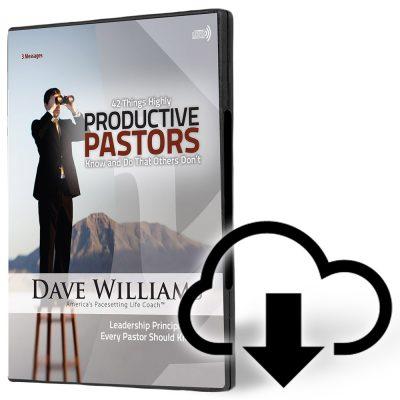 Productive Pastors