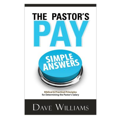 Pastor's Pay