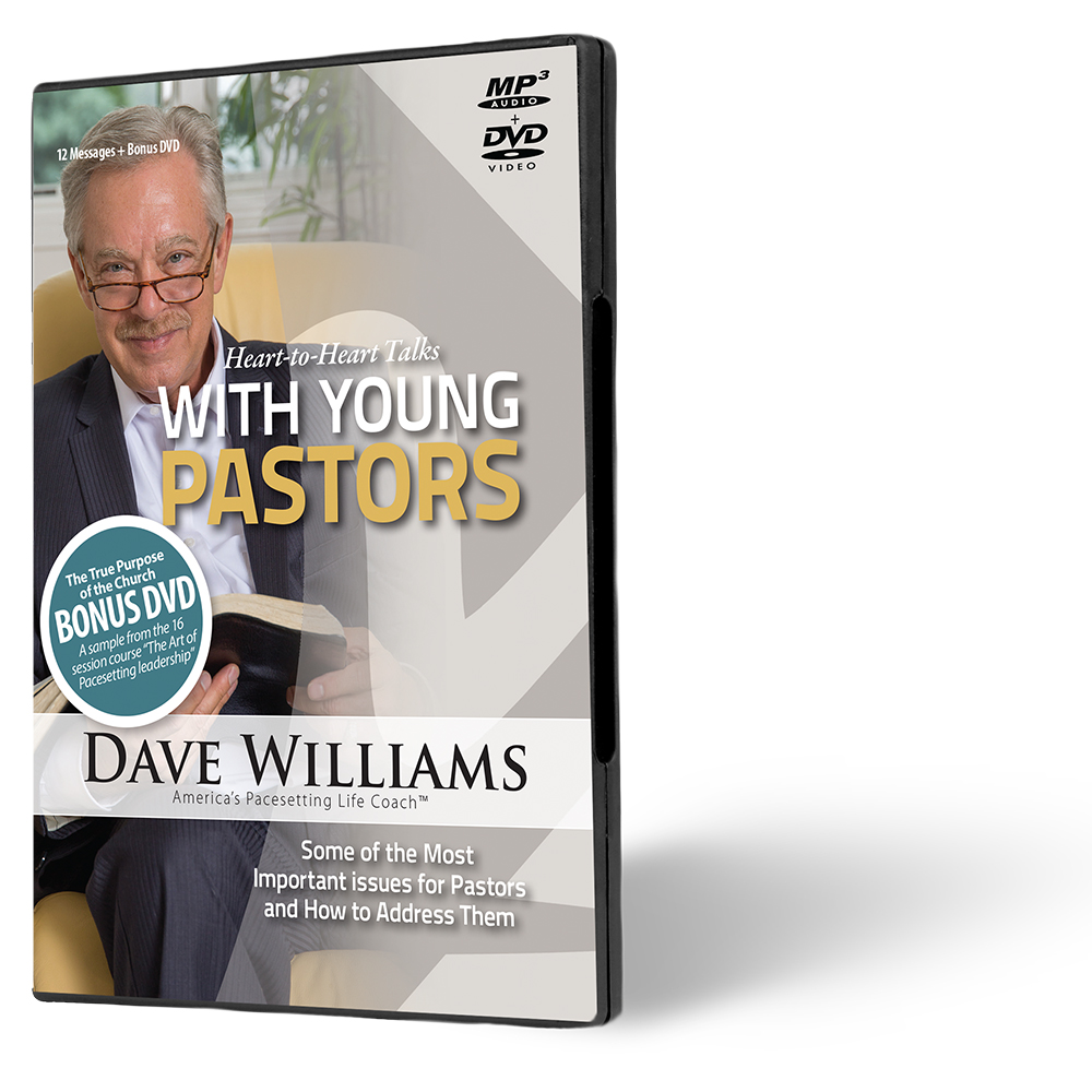 Heart to Heart Talks With Young Pastors