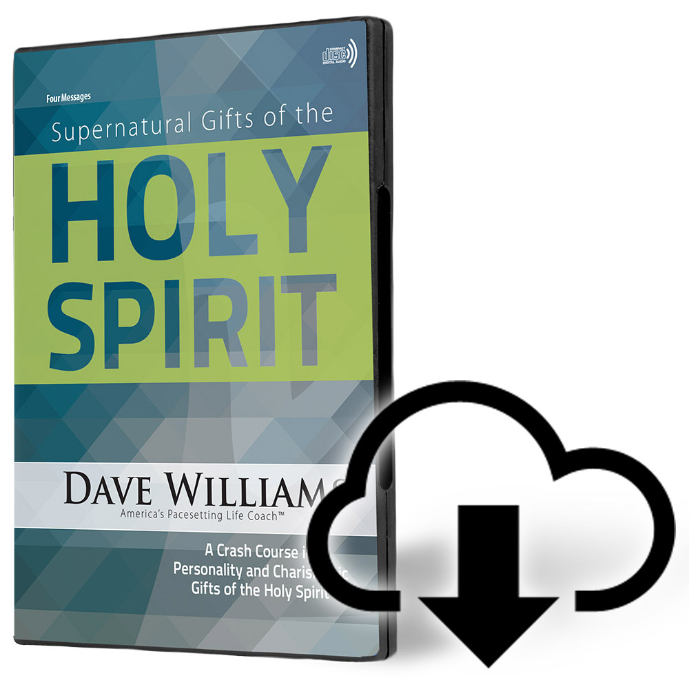 Supernatural Gifts of the Holy Spirit (MP3 Download)