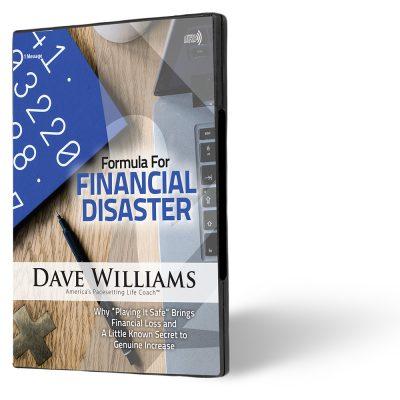 Formula for Financial Disaster