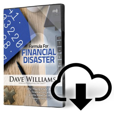Formula for Financial Disaster MP3