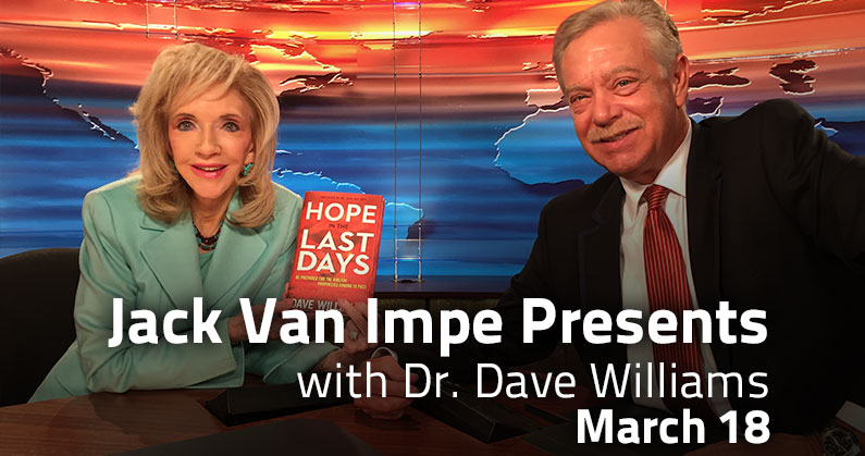 Jack Van Impe Presents: March 18