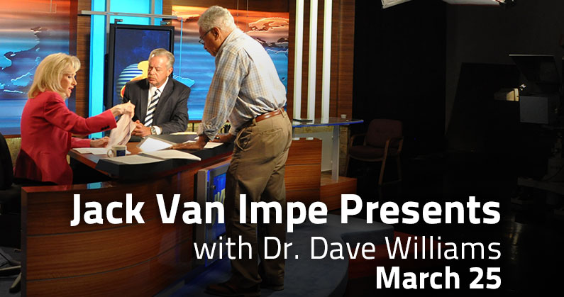 Jack Van Impe Presents: March 25