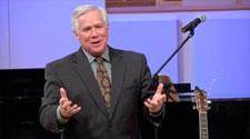 Pastor Ron Hawkins