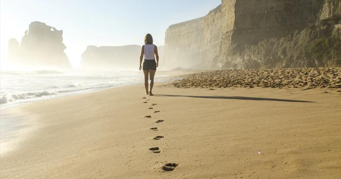 Success Always Leaves Tracks