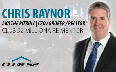 Realtor's Realtor—Christopher Raynor