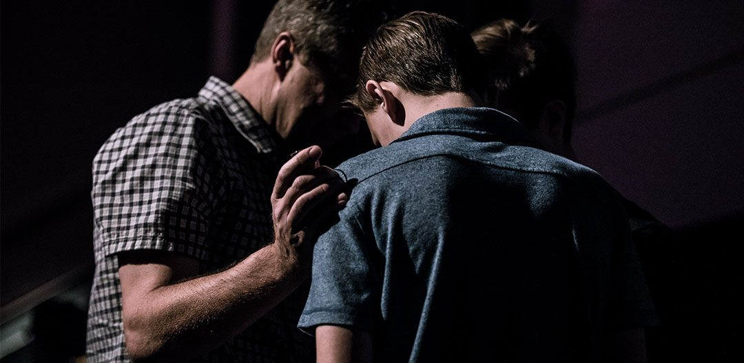 Be a Prayer Partner for Your Pastor