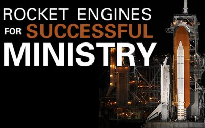 Twelve Rocket Engines for Successful Ministry